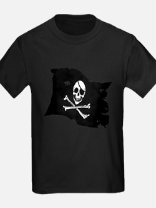 Pirate Flag Tattoo T