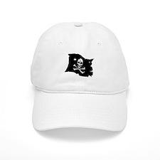 Pirate Flag Tattoo Baseball Cap
