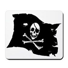 Pirate Flag Tattoo Mousepad