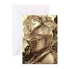 Knight Greeting Cards (Pk of 20)