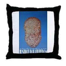 Funny Ai Throw Pillow
