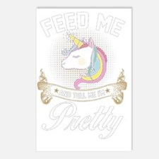 Cute Im pretty Postcards (Package of 8)
