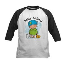 Potty Animal Boy Tee