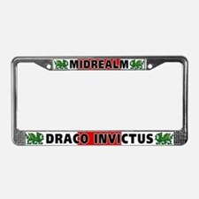 Midrealm License Plate Frame