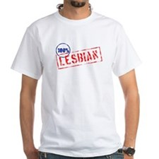 100% Lesbian Shirt