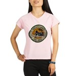 USS ALBERT T. HARRIS Performance Dry T-Shirt