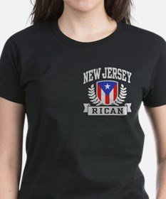 New Jersey Rican Tee