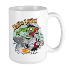 Kustom Kuttin Merchandise Mug