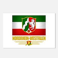 Nordrhein-Westfalen Pride Postcards (Package of 8)
