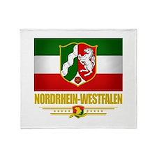 Nordrhein-Westfalen Pride Throw Blanket