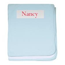 Nancy 2 baby blanket