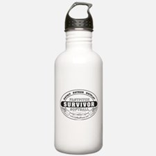 Softball Survivor Water Bottle
