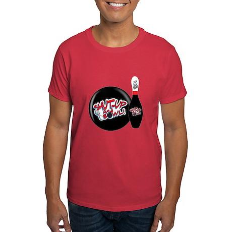 SHUT UP N BOWL Dark T-Shirt