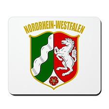 Nordrhein-Westfalen COA Mousepad