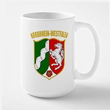 Nordrhein-Westfalen COA Mug