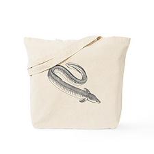 Vintage Eel Tote Bag