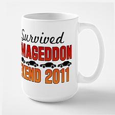 I Survived Carmageddon Weekend Mug