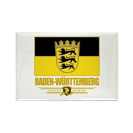Baden-Wurttemberg Pride Rectangle Magnet