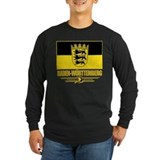 Baden wurttemberg Long Sleeve Dark T-Shirts