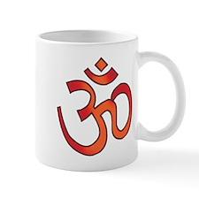 Hindu Om Aum Tattoo Mug