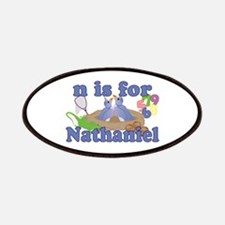 N is for Nathaniel Patches