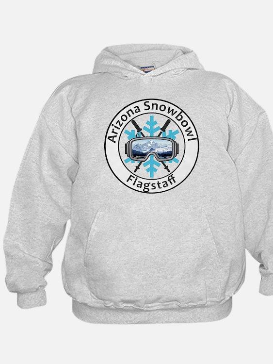 Arizona Snowbowl - Flagstaff - Arizon Sweatshirt