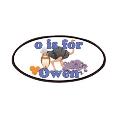 O is for Owen Patches