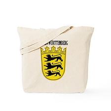 Baden-Wurttemberg COA Tote Bag