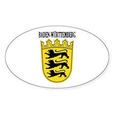 Baden-Wurttemberg COA Decal