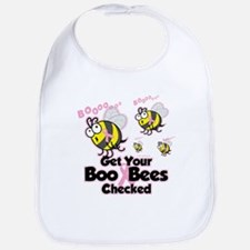 Boo Bees Bib