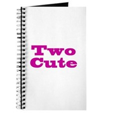Two Cute Twins Journal