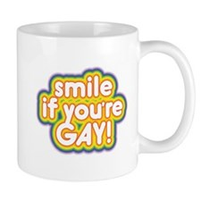 CRAZYFISH smile gay Mug