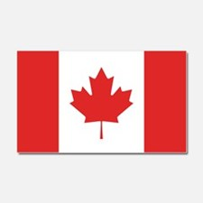 Flag of Canada Car Magnet 20 x 12