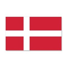 Flag of Denmark Car Magnet 20 x 12