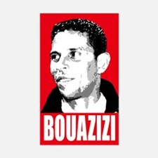 Mohammed Bouazizi - Hero of Tunisia Decal
