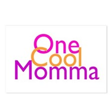 One Cool Momma Postcards (Package of 8)