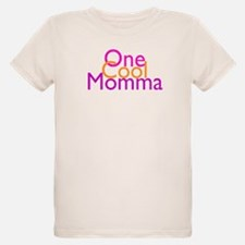 One Cool Momma T-Shirt