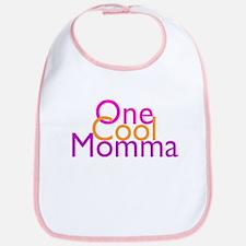 One Cool Momma Bib