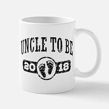 Uncle To Be 2018 Mug
