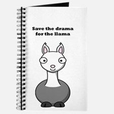 save the drama for the llama Journal