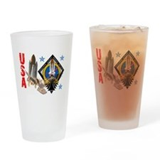 Atlantis STS 135 Drinking Glass