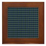 Tartan - Lamont Framed Tile
