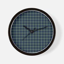 Tartan - Lamont Wall Clock
