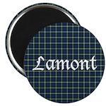 Tartan - Lamont Magnet