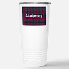 Tartan - Montgomery Stainless Steel Travel Mug