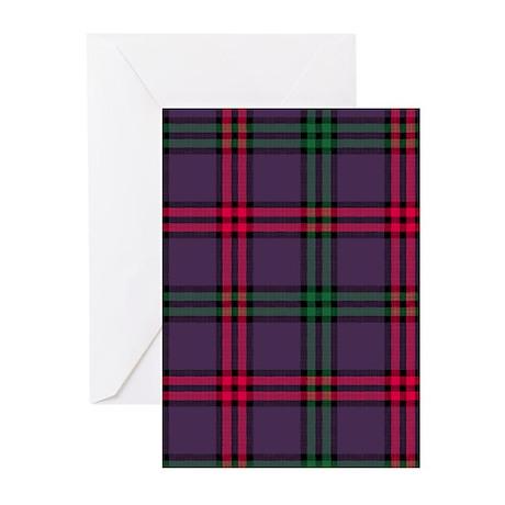 Tartan - Montgomery Greeting Cards (Pk of 20)