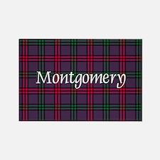 Tartan - Montgomery Rectangle Magnet