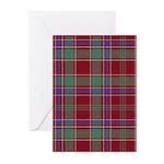 Tartan - Munro Greeting Cards (Pk of 10)