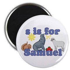 S is for Samuel 2.25