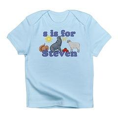 S is for Steven Infant T-Shirt